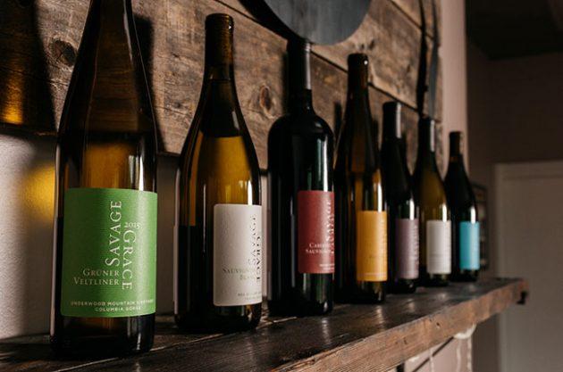 Washington State wineries