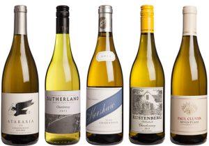 South African Chardonnay Panel Tasting