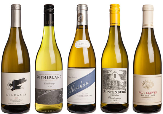 South African Chardonnay – panel tasting results