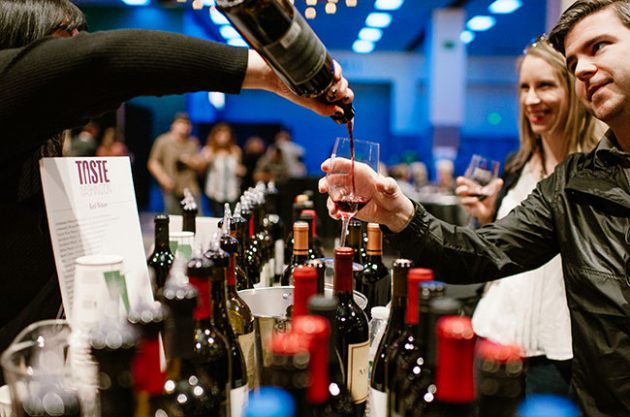 Washington state wineries, Taste Washington