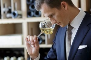 Raimonds Tomsons, the best sommelier in Europe and Africa.
