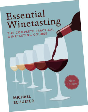 essential wine tasting, michael schuster