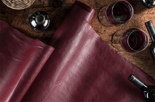 wine leather