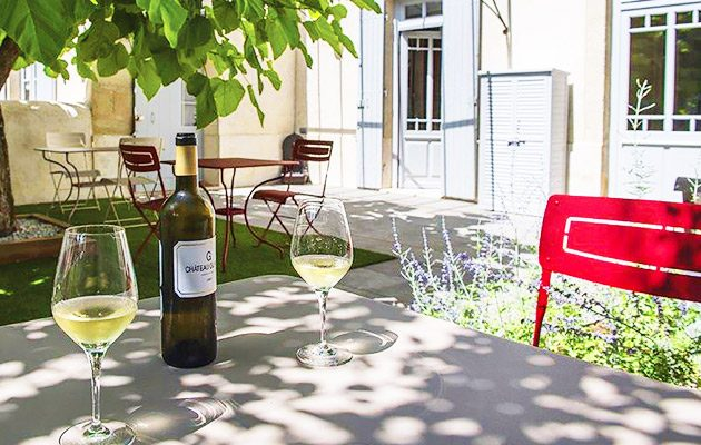 Château accommodation in Bordeaux – Living the dream