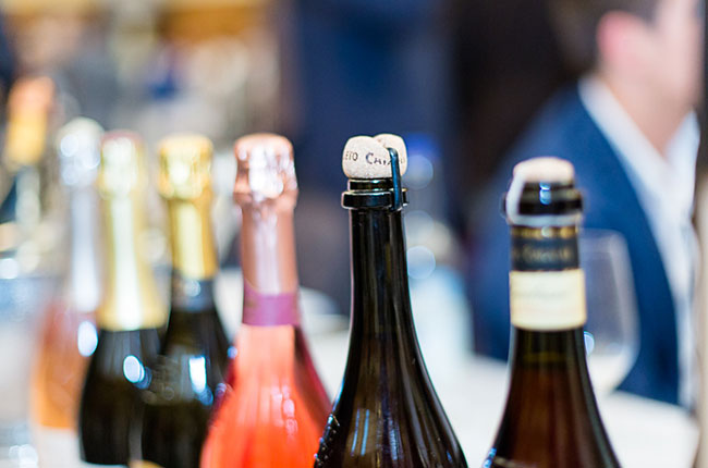 Decanter sparkling wine trends