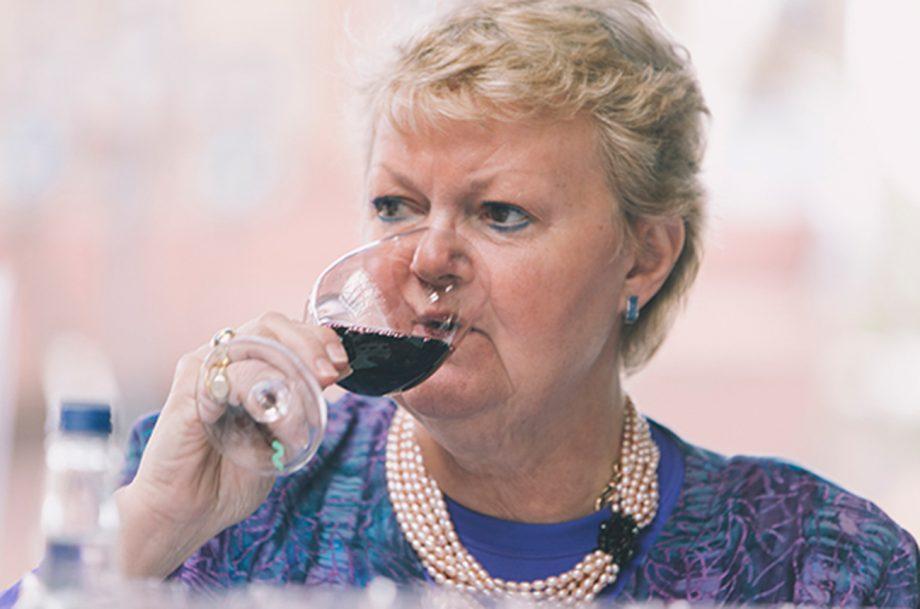 Lynne Sherriff MW