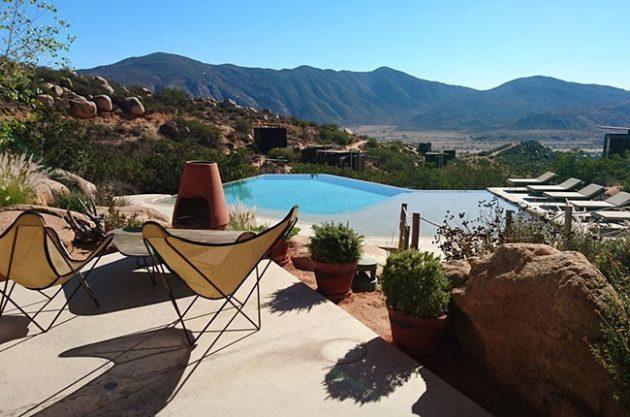 Baja California, El Encuentro