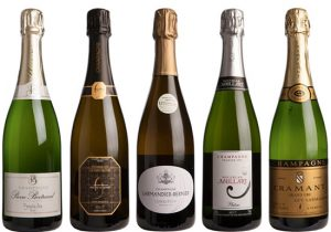 Non vintage grower champagne