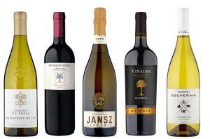 Waitrose wines