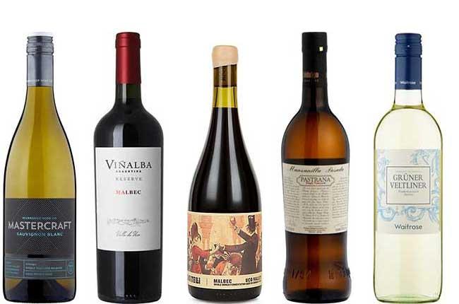 top supermarket wines