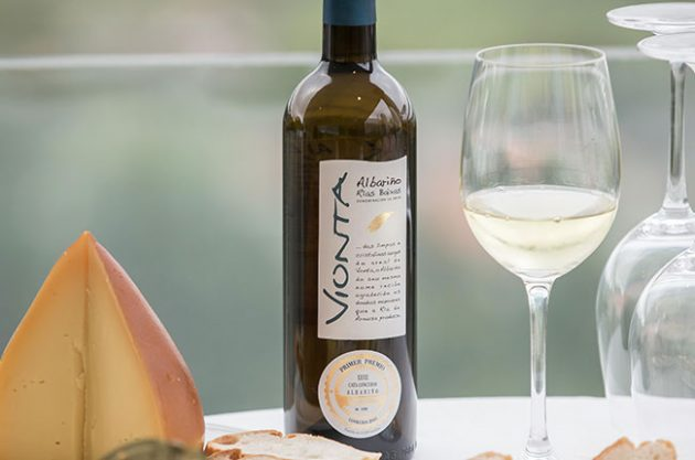 Vionta Freixenet winery