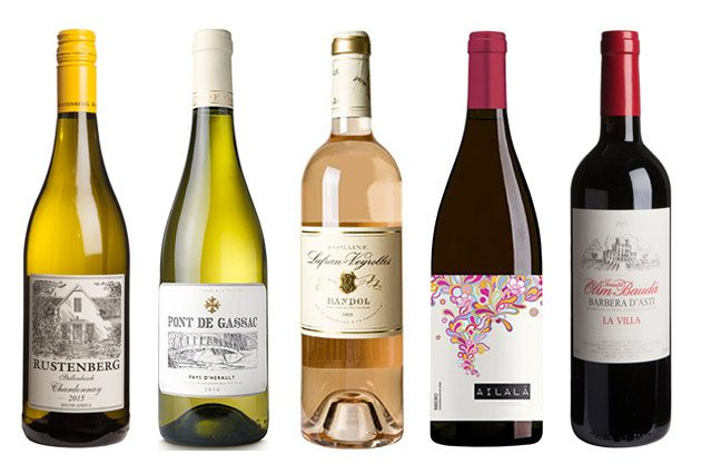 Wines for the Summer