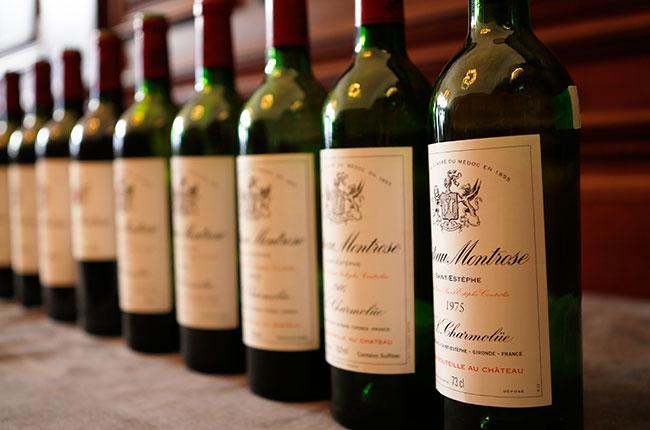 Château Montrose wines, bordeaux