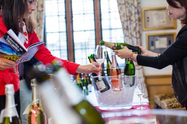Decanter World Wine Awards tasting 2017