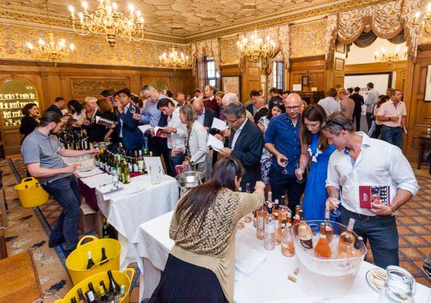 Decanter World Wine Awards 2017 tasting