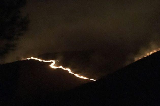 central coast fire