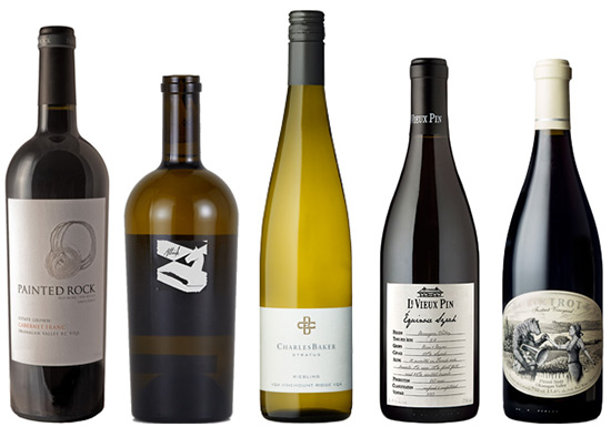 Canadian wine recommendations