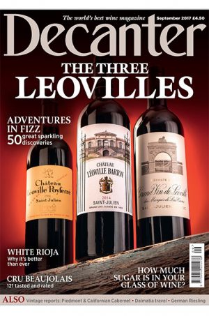 Decanter September 2017