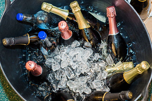 sparkling wine pairings