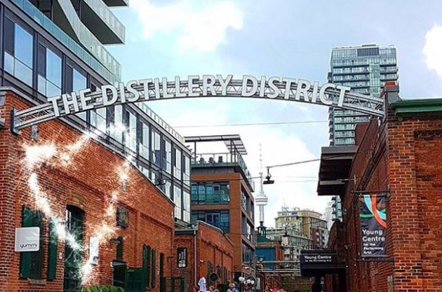 Distillery, Toronto