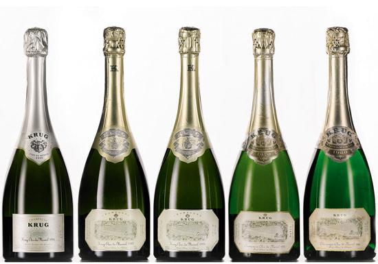 Krug Clos du Mesnil Champagne: 1979 to 2003 - A Decanter ...