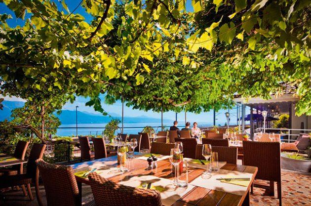 Lake Geneva Hotels Auberge De La
