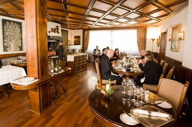 Lake Geneva restaurants, L'Auberge du Raisin