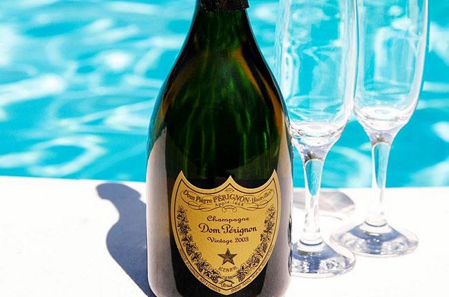 on demand Champagne