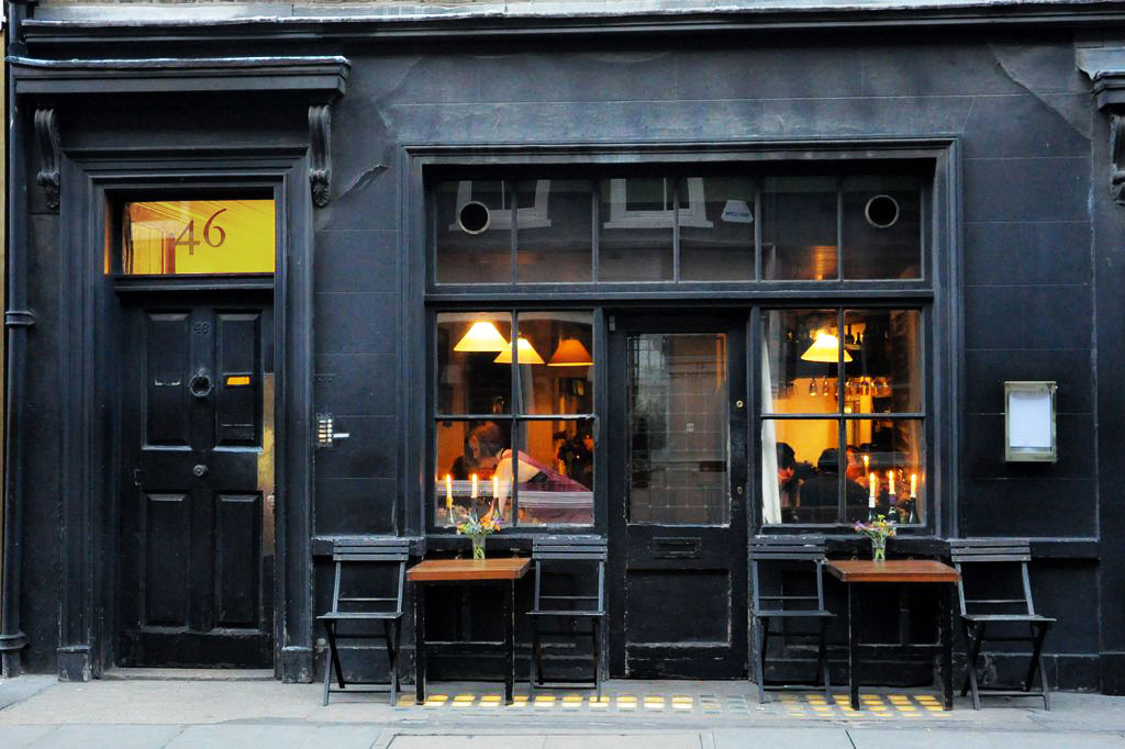Andrew Edmunds, Soho: Restaurant Review - Decanter