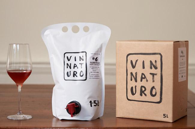 Bag in box wine