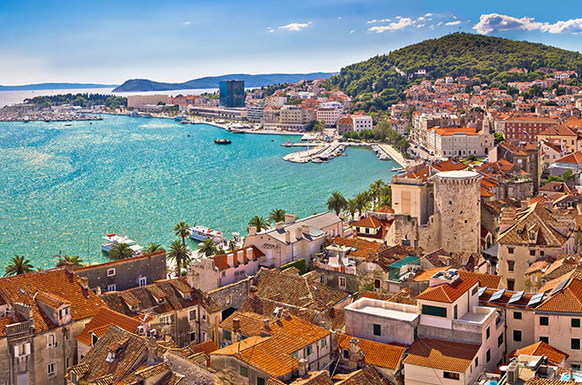 Split to Dubrovnik: Croatia wine tour