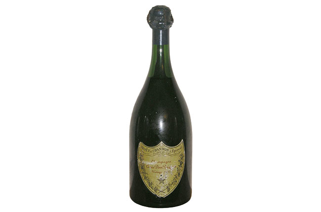 Wine Legend Dom Perignon 1961 Decanter