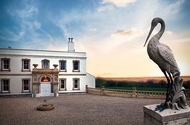 Lympstone Manor Restaurant Reviews