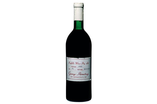 Wine Legend Penfolds Grange 1955 Decanter