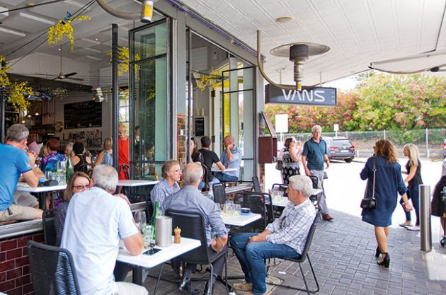 Perth restaurants