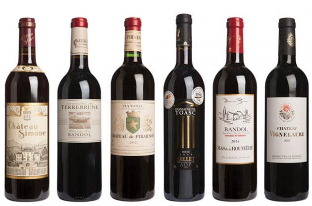Top Provence red wines: panel tasting results