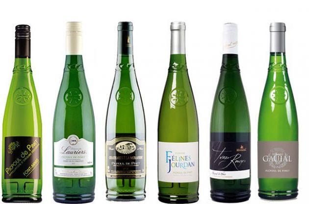Picpoul de Pinet wine