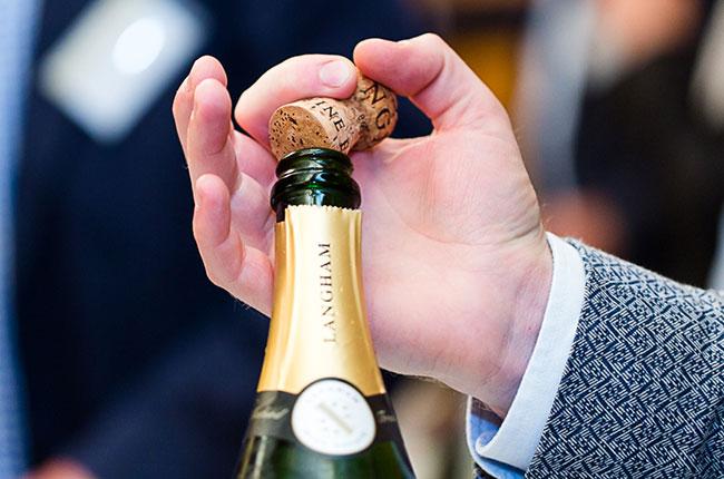 UK sparkling wine sales