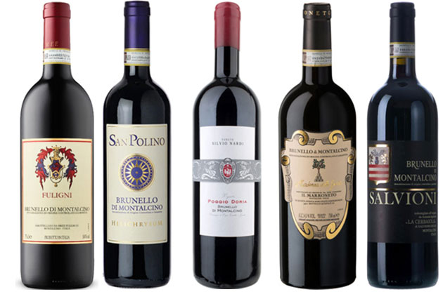 brunello 2012 wines