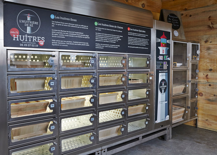 French seaside town gets oyster vending machine - Decanter