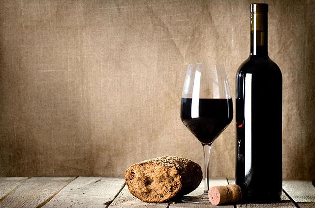 gluten free wine