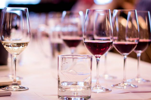 Fancy wine only tastes better because it's more expensive
