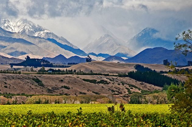 Awatere Valley, New Zealand.