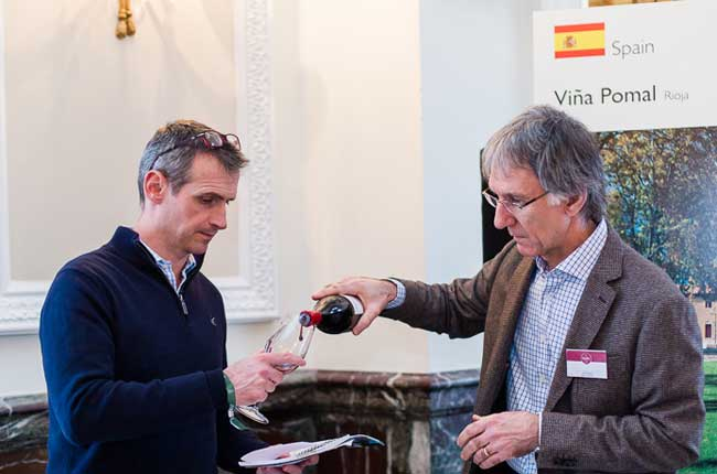 Spain and Portugal Fine Wine Encounter
