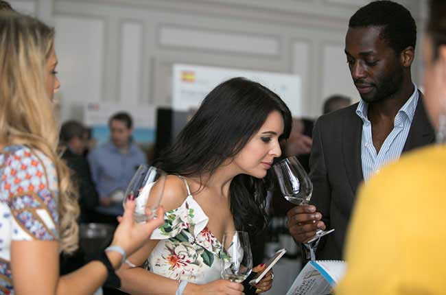 Decanter wine Tasting - Fine wine encounter