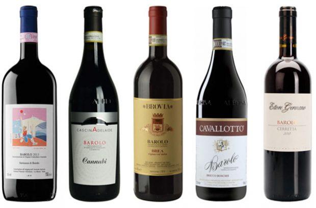 Barolo Wine Region Italy Map.Barolo Decanter