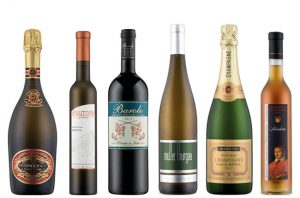Lidl wines for Christmas