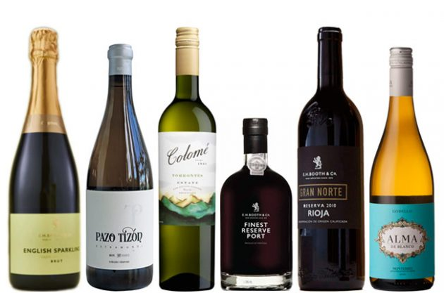 Booths wine