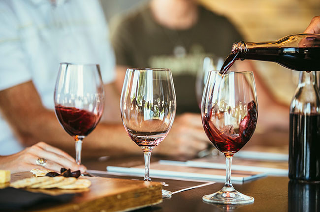 uth American wine trends