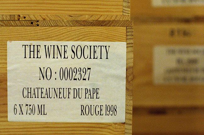 The Wine Society regional France